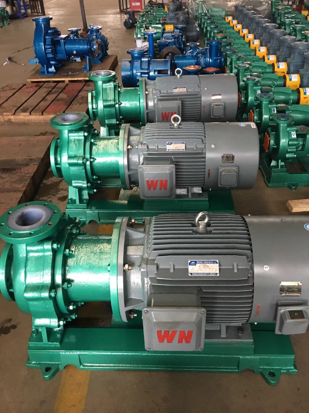 TMF chemical magnetic drive pump