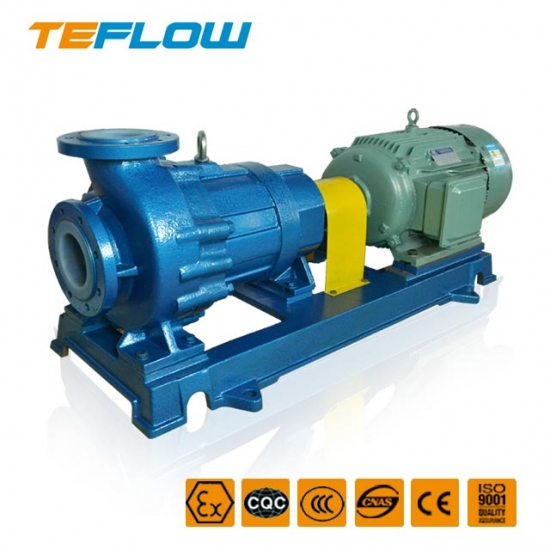 cqb-fa magnetic pump fluoroplastic magnetic pump